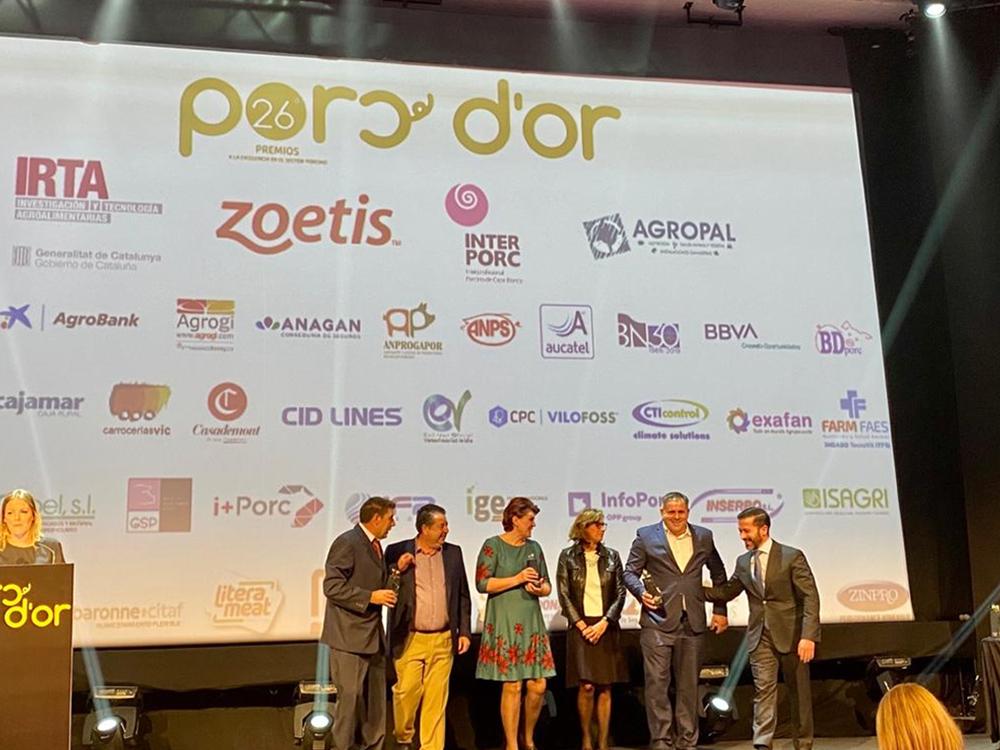 Gala de los Premios Porc d'or.